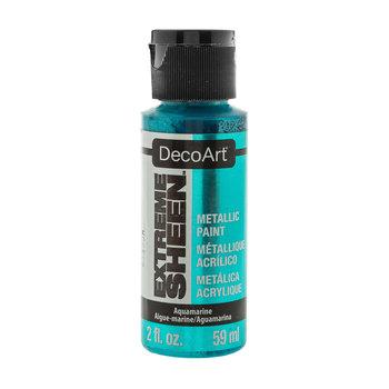 Extreme Sheen Acrylic Metallic Paint - Aquamarine